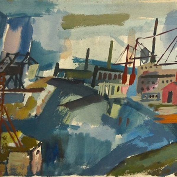 Eleanor Coen's Untitled (River view)