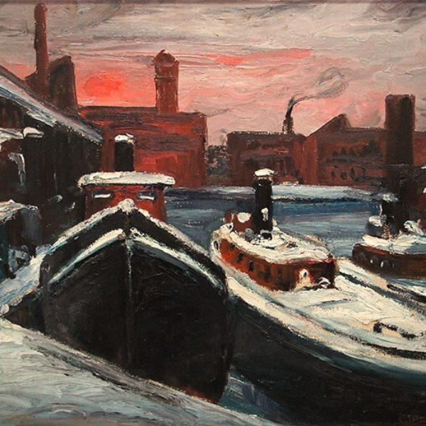 Charles Biesel's Tug Boats