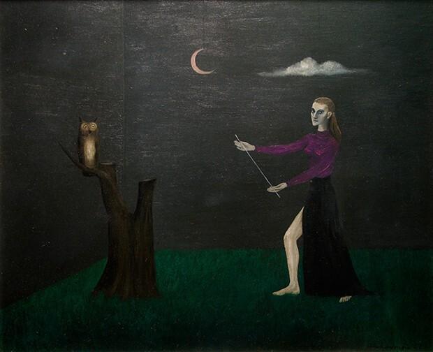 Untitled (Ballet for Owl)