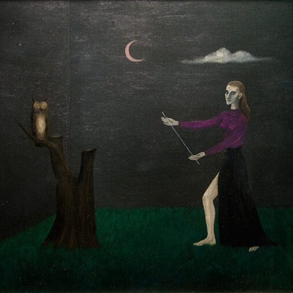 Gertrude Abercrombie's Untitled (Ballet for Owl)