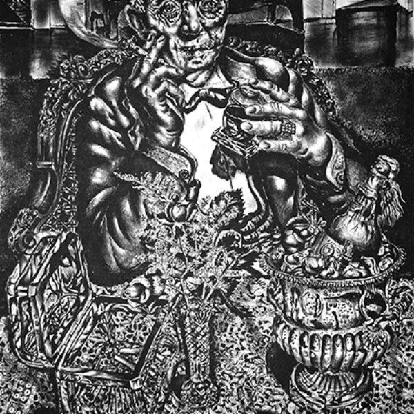 Ivan Albright's Self-Portrait at 55 East Division Street