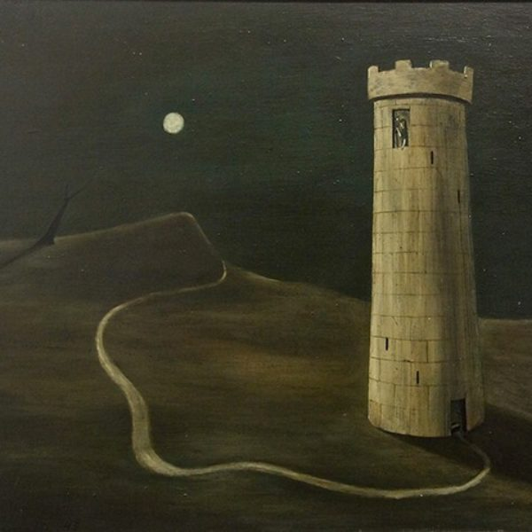 Gertrude Abercrombie's The Ivory Tower