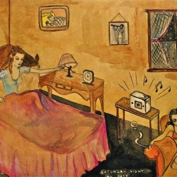 Molly Potkin's Saturday Night No Date