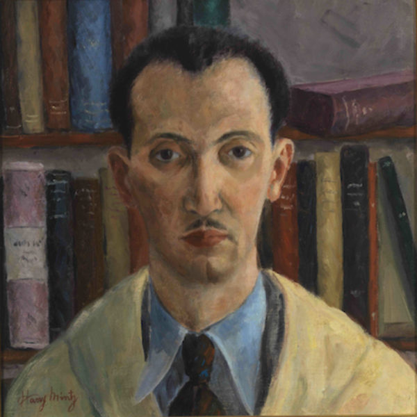 Harry Mintz's Self-Portrait