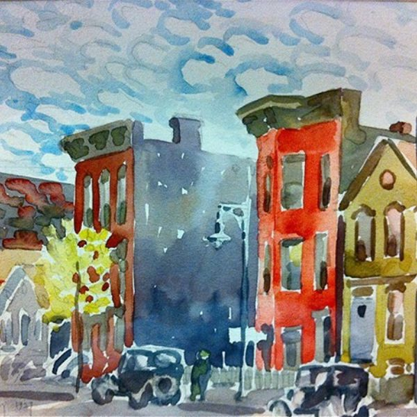 Frances Foy's Untitled (Street view)