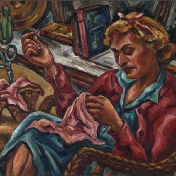 Evelyn Fort's Untitled (Mending)