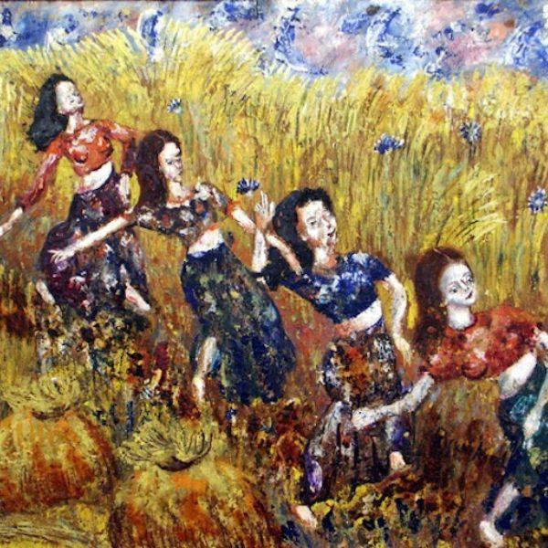 Rifka Angel's Harvest Dance