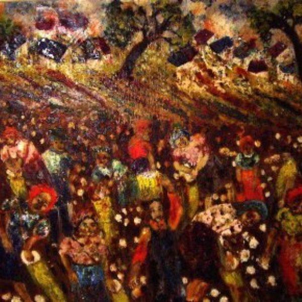 Rifka Angel's Cotton Pickers (Imaginary)