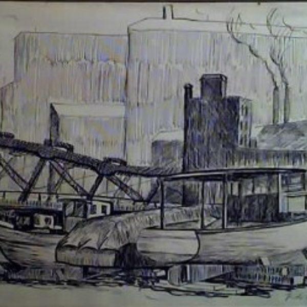 Fred Biesel's Dry Dock