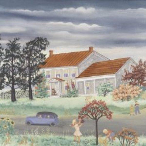 Ethel Spears's Farm House
