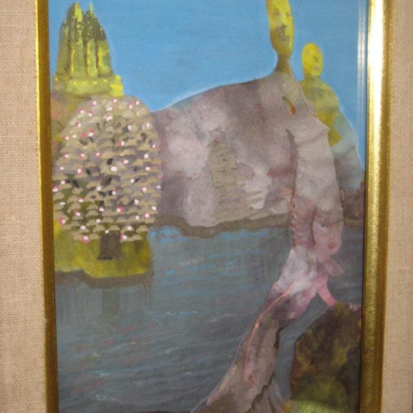 Julia Thecla's Gold Castle