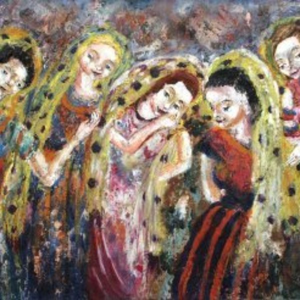 Rifka Angel's Scarf Dance
