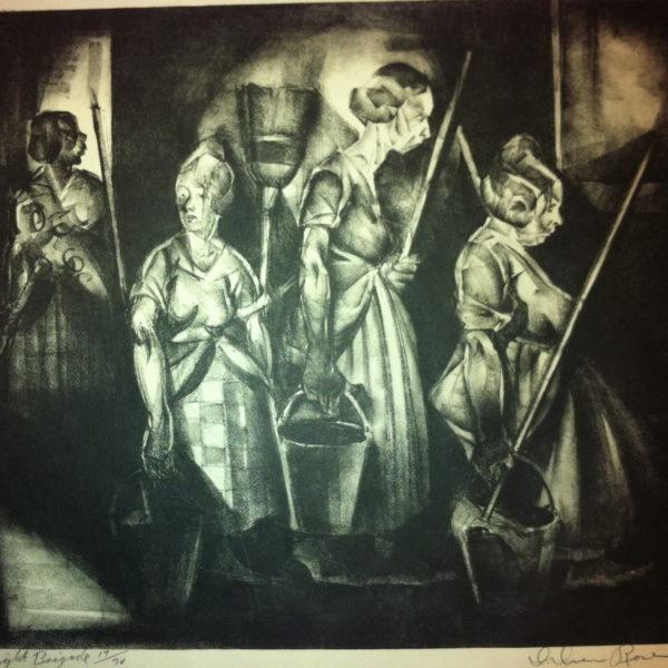 Iver Rose's The Night Brigade