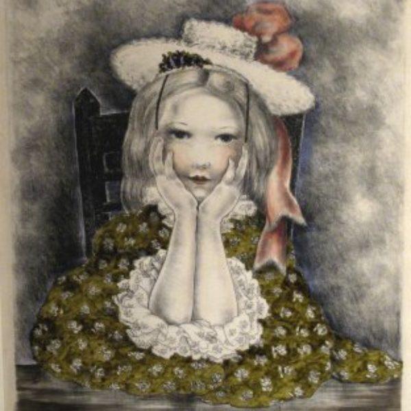 Julia Thecla's The White Hat