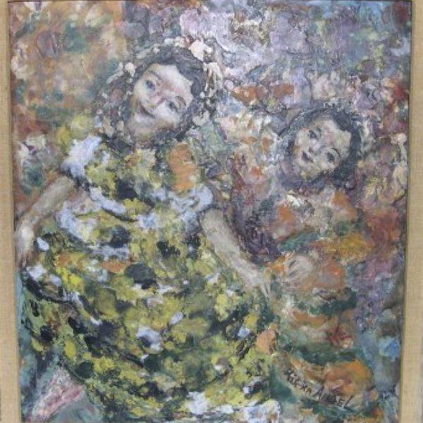 Rifka Angel's Untitled (Dancers)
