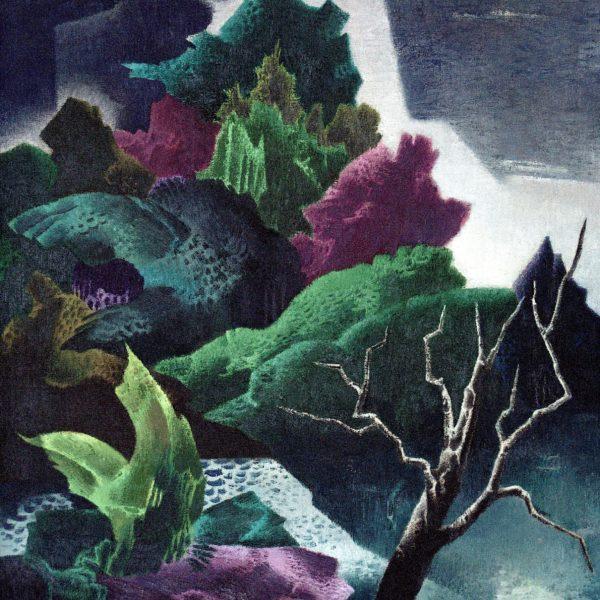 William S. Schwartz's Untitled (Forest)