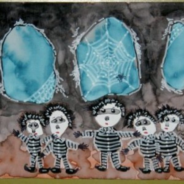 Julia Thecla's Untitled (Ghouls)