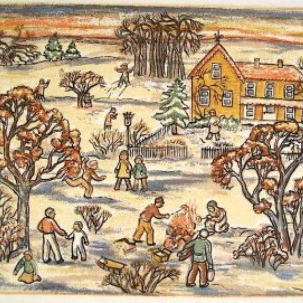 Ethel Spears's Winter