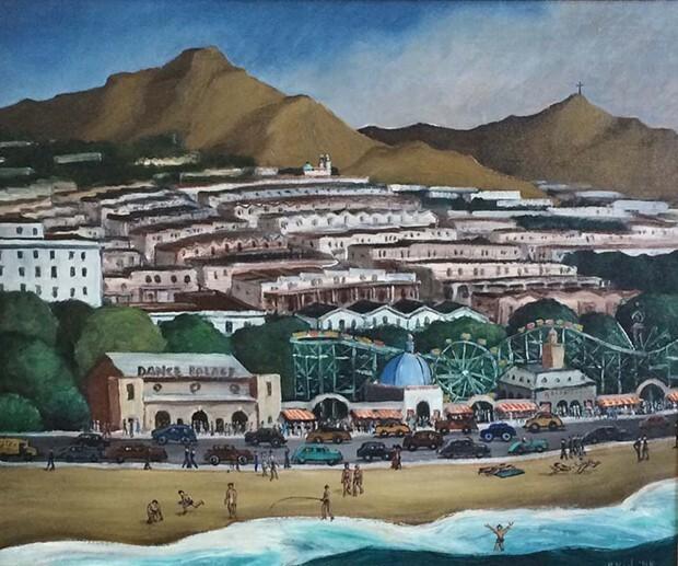 Santa Barbara, City by the Sea