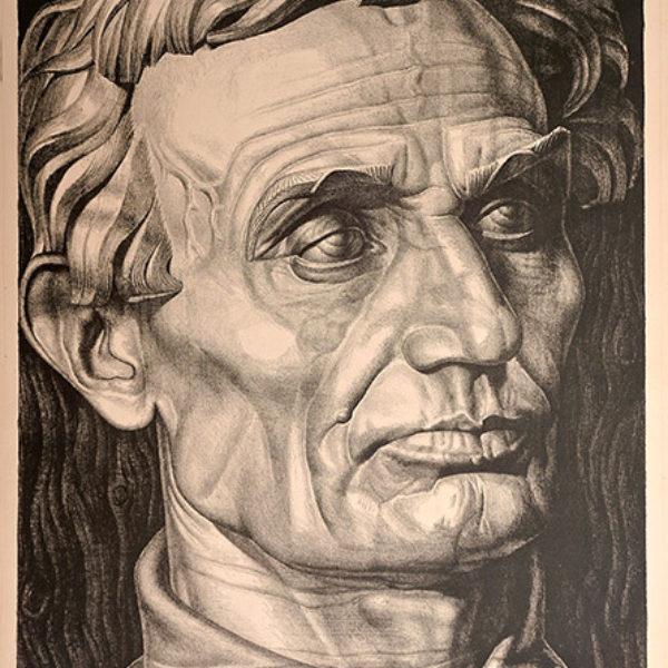 Stanislaw Szukalski's Lincoln