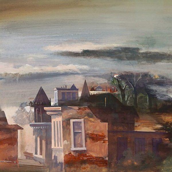 Raymond Breinin's End of the Street