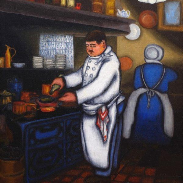 Vinol Hannell's The Chef