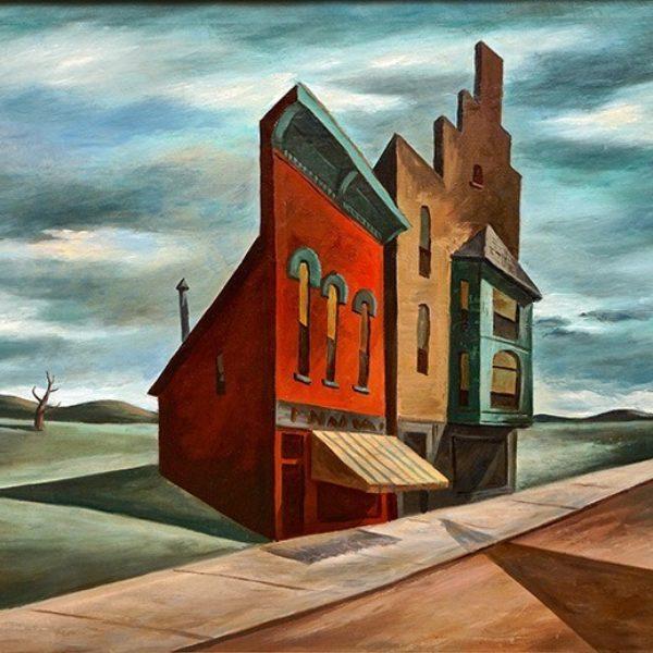 Harold Noecker's Angular Landscape