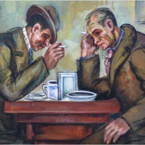 Morris Topchevsky's Lunch Hour