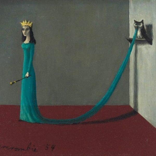 Gertrude Abercrombie's The Queen