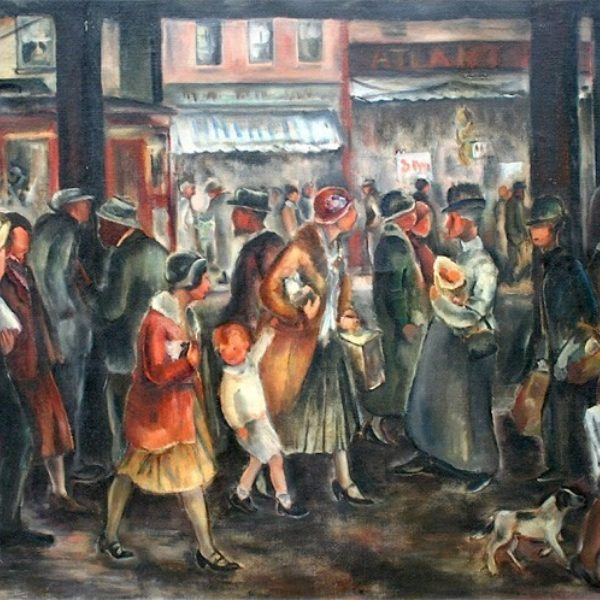 Tressa Pond Emerson Benson's Cash and Carry on Sixty-Third Street