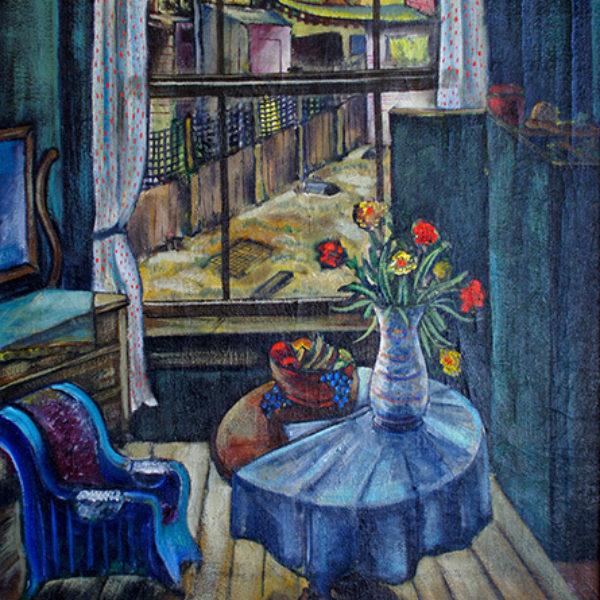 John Stenvall's Untitled (Still life)