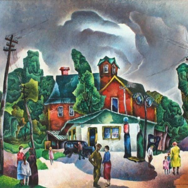 William Schwartz's Briggsville, Wisconsin
