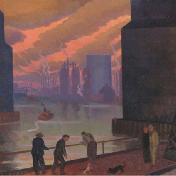 Herman Menzel's Bridges, South Chicago