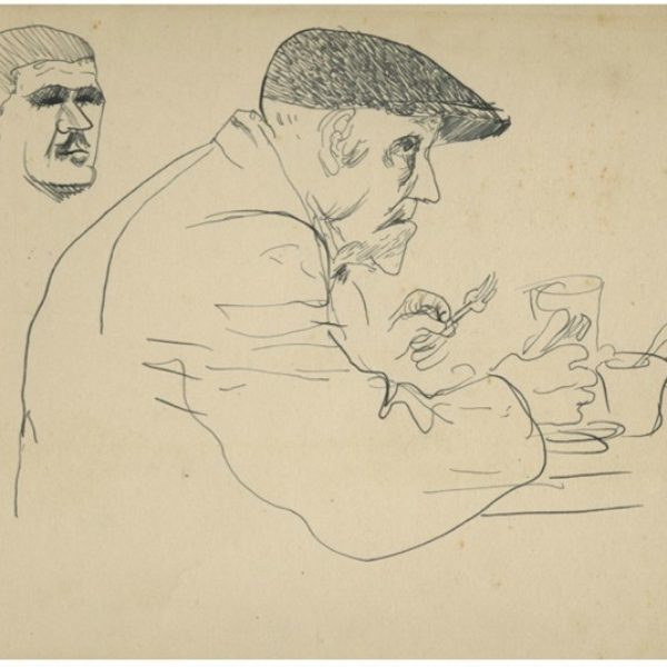 Edgar Miller's Figurative Drawings