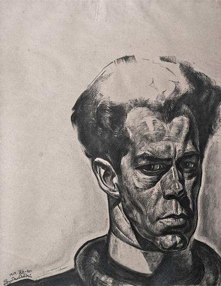 Portrait of Rudolph Weisenborn