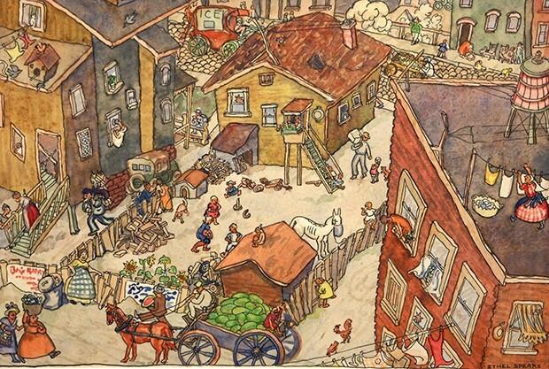 In the Old Neighborhood