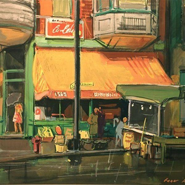 Edgar Rupprecht's Untitled (Street corner)