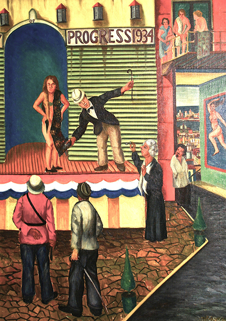 Untitled (Progress 1934)