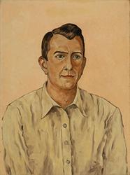 Paul Kelpe Self portrait resized
